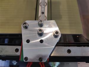 3D Printer X-Gantry Plates