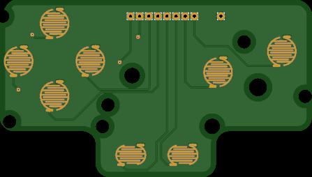 GB Pocket control board