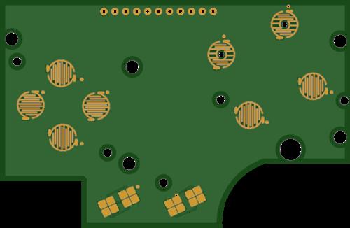 DMG control board
