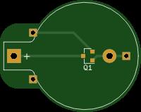 Amiga CR2032 RTC Battery
