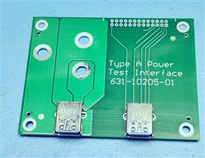USB Type Interface PCB