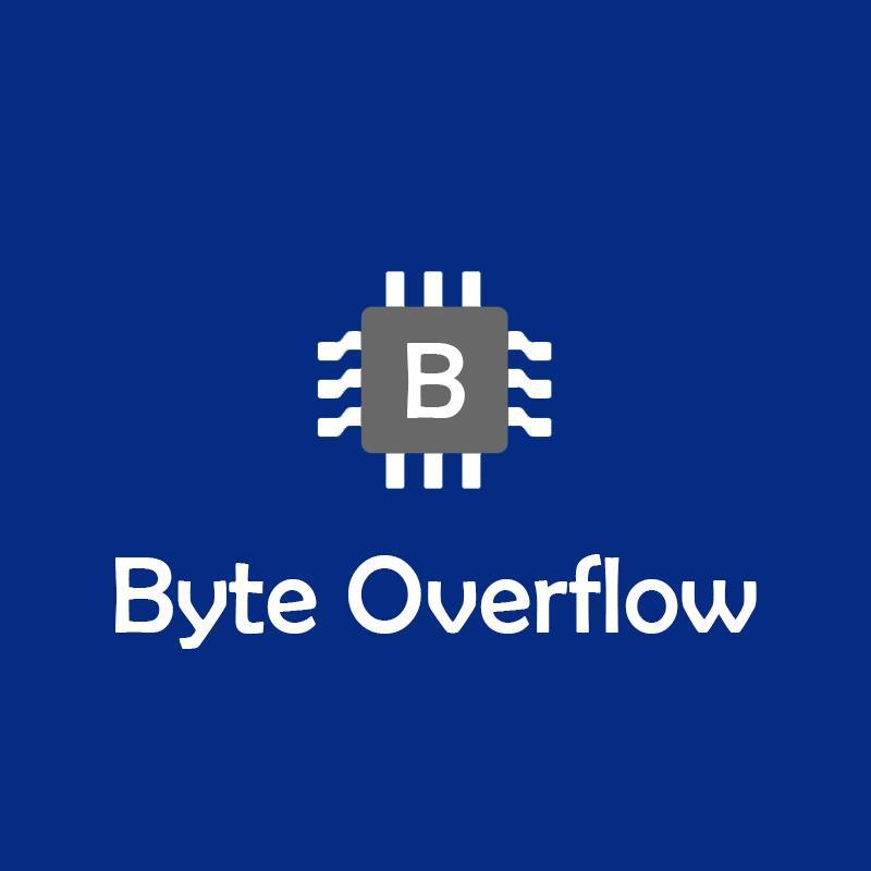 ByteOverflow