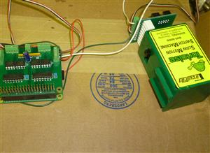 "Quad Stall Motor Controller w/ point Sense ""hat"""