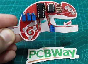 Color sensor Without Arduino/Microcontroller