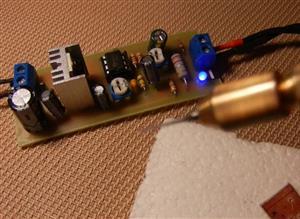 Auto Speed Control for Mini Drill (Soft start)  \ Автоматический регулятор оборотов (Софт-старт) для мини-дрели