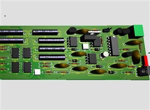 TGS-001 METAL DICRIMINATOR