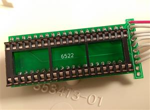 Parallel port mod for Commodore 1541-II disk drive