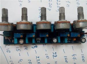 преамп на полевых транзисторах -имитация лампового звука