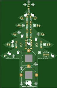 MERRY CHRISTMAS-555 TIMER