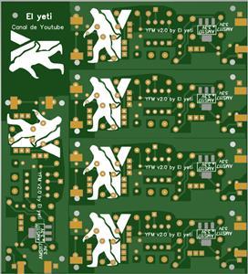 YFM2 pinpointer detector de metales