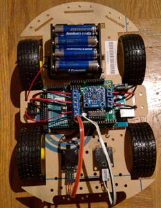 Smartcar - Modules board rev.2