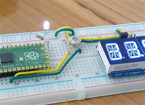IR Temperature Sensing with Pico