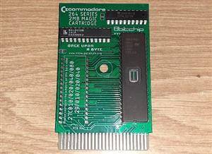 Commodore 264 Series Magic Cartridge