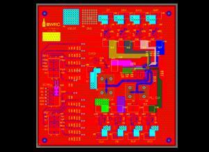 PLLTX_PCB  design