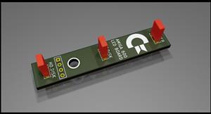 Amiga 600 LED Board