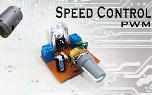 12V Speed Control PWM