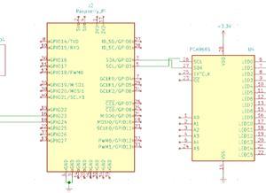 Raspberry Pi + Servo Motor + Ultrasonic Sensor