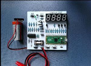 Build your own Digital Multimeter