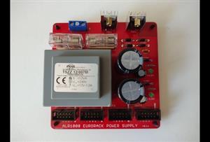 ALR400 - DIY Linear Regulated Eurorack Power Supply