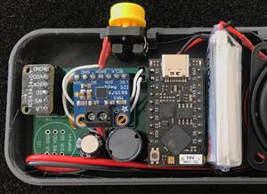 ESP32 Audio Board For Walkie-Talkie v2
