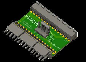 PIN2DMD DE/SEGA/STERN power adapter