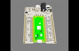 Raspberry Pi Pico Breakout Board V2.0