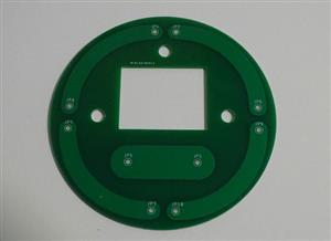 Capacitive Touch Timer Input-Ring