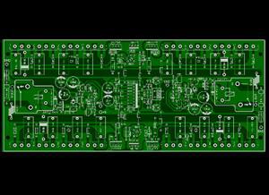 RatNET PSA500 Amplifier | Усилитель звука 500W