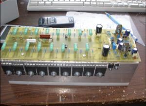Leach Amplifier  700W | Усилитель звука