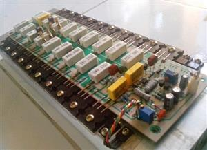 APEX BA1200 |  Усилитель звука 1200W