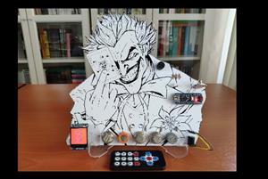 Joker Remote Hazardous Gas Station and Monitor
