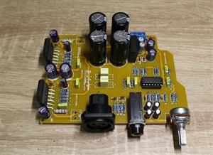 Bi-amplifier LM3886 For DIY Active Studio Monitor Speaker