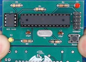 DESIGN my own EEPROM external memory PROGRAMMER / RECORDER with Arduino | 24LC256 read / write