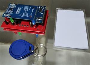 RFID Door Locking System