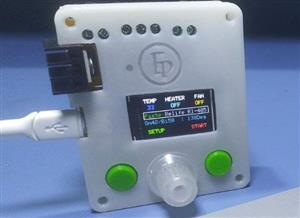 Reflow Hotplate Controller