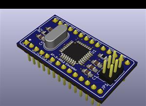AY-3-8912 Emulator (AVR-AY)