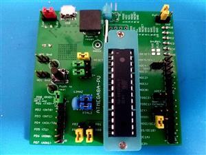 ATMega8 Multiuse Nucleo Board