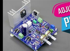 DIY Adjustable Power Supply Board 0-30v, 2mA-3A   ELECTROINDIA