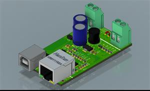 Industrial RS485 IoT Gateway