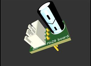 Creality Ender 2 3 5 Pin 29 expansion board