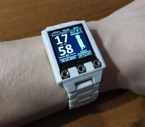 Fallout Smartwatch on ESP32