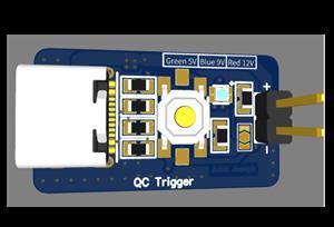 Qick Charge 2.0/3.0 Trigger