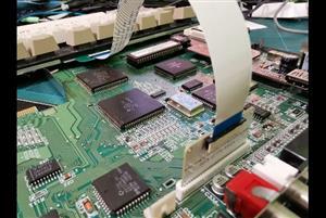 AMIGA 600 KEYBOARD PCB MEMBRANE HEADER (arananet)