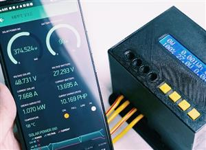 DIY 1kW Open Source MPPT Solar Charge Controller