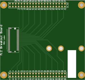 M.2 Breakout Board - Compatible with Quark-N (Quantum)