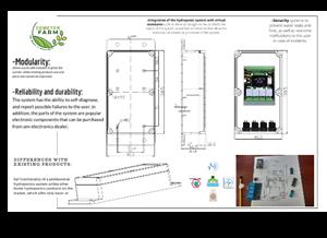 DEMETER FARM, Hydroponics accessible and easy from your home