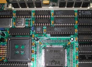 80386EX Single Board Computer