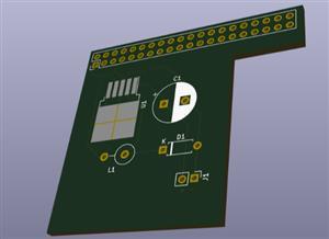 40v raspberry pi voltage regulator hat
