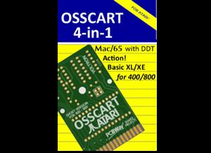 OSSCART, OSS 4 in 1 Short Cartridge for Atari 400/800 Computers