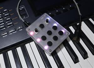 Tropicalroute mini midi controller and programable macropad